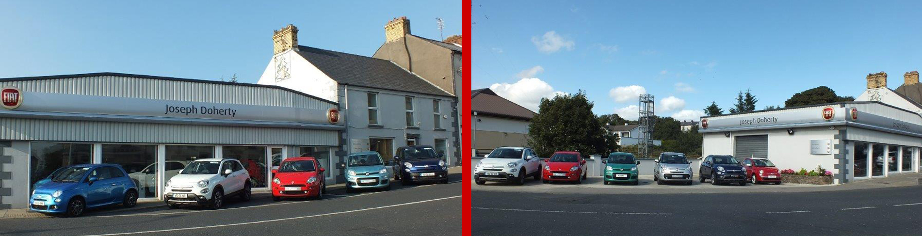 Joseph Doherty Car Sales